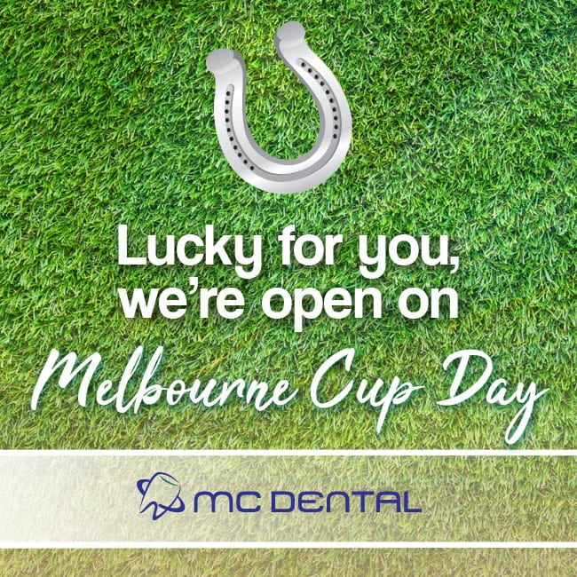 Open Melbourne Cup Day