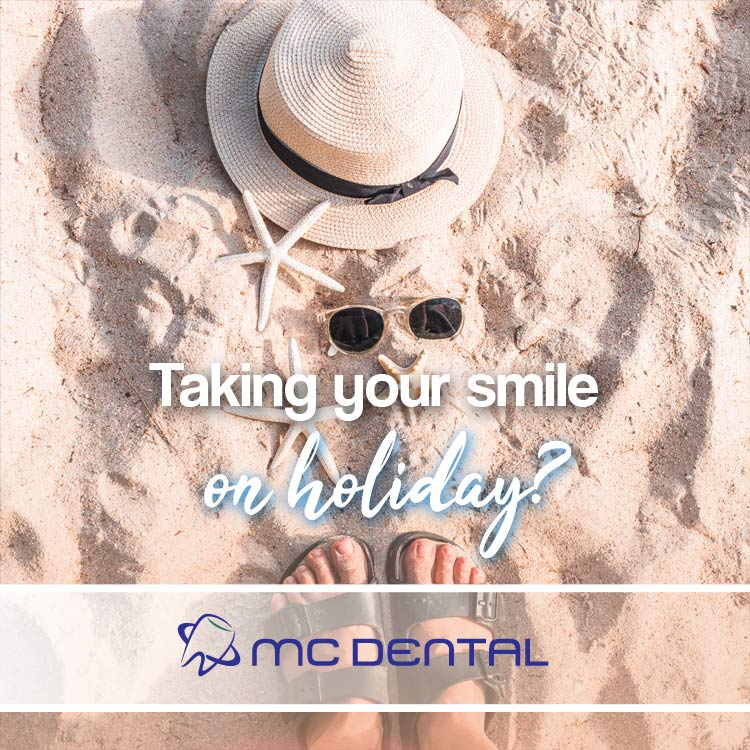 Plan your holiday smile