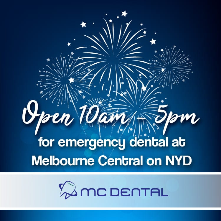 2018 New Years Day dentist