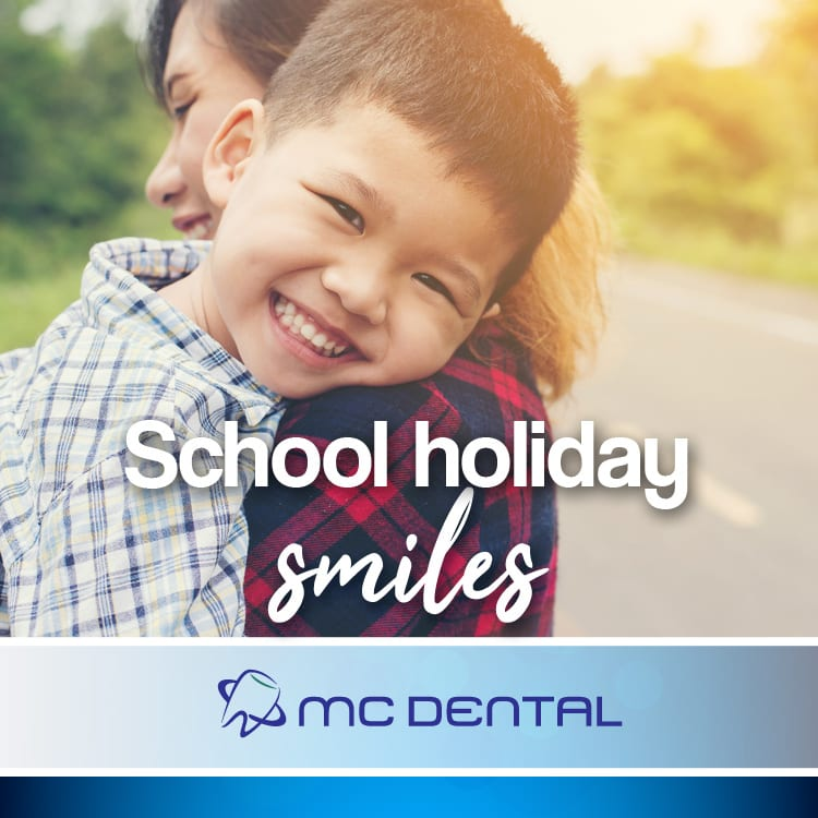 School holiday dentist