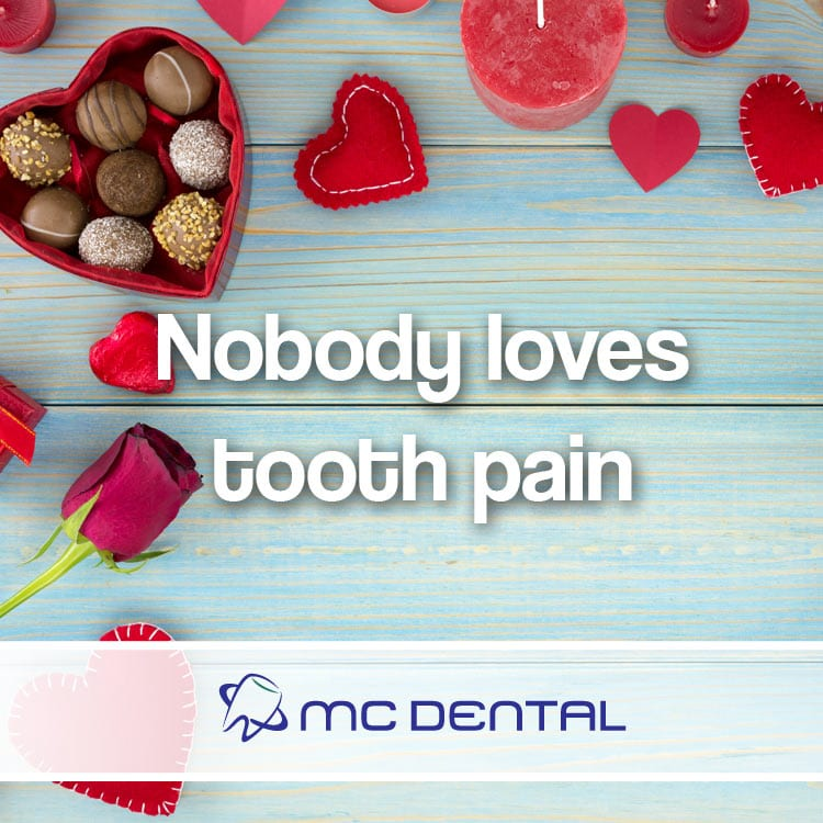 Nobody loves tooth pain