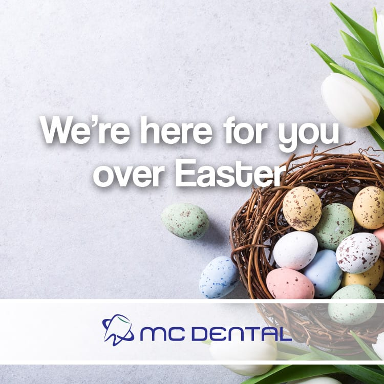 Good Friday and Easter Sunday Melbourne dentist