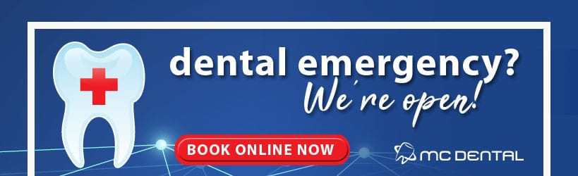 Book appointment dental emergency