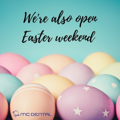 Open Easter weekend