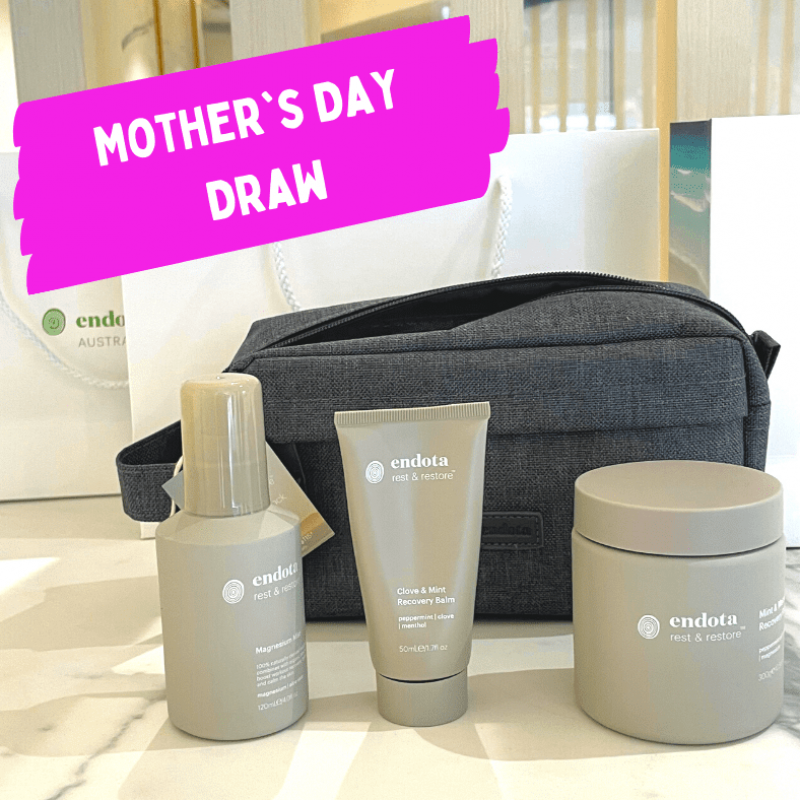 Endota Spa Mother's Day draw