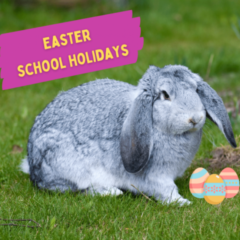 Easter school holiday